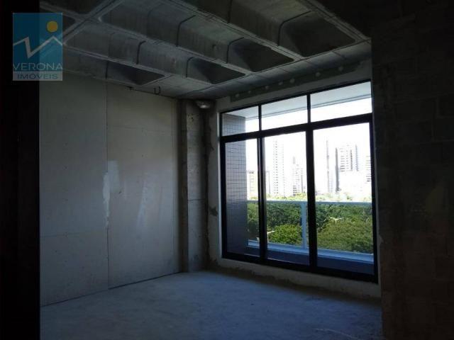 Sala para alugar, 30 m² por R$ 2.600/mês - Aldeota - Fortaleza/CE - Foto 4