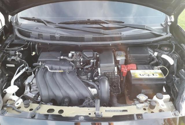 Nissan March 1.6 Sv Flex 2013 - Completissímo - Foto 14