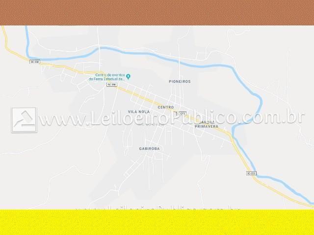 Rio Do Oeste (sc): Terreno Rural 101.343,75 M² nmytk ouzmj