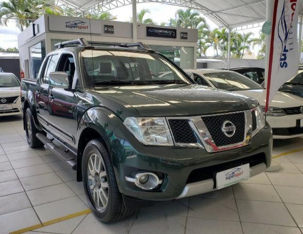 Nissan Frontier 2014 4x4 SL 190cv Extra !! - Foto 2