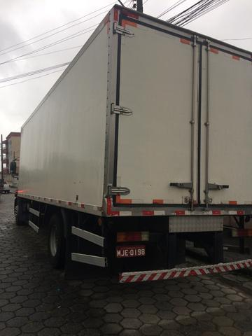 Ford cargo 1517 toco