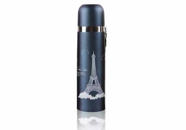 Garrafa Térmica Torre Eiffel - Foto 2