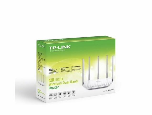 Roteador Wireless Dual Band TP-Link AC1350