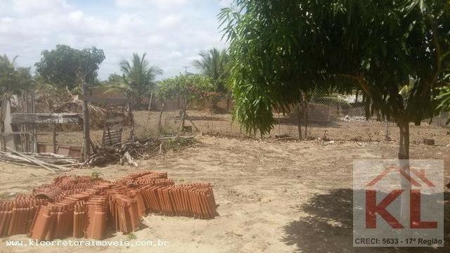 Lindo Sitio com 6.000m, com duas casas(sede),churrasqueira a 30km de natal em Macaiba/RN - Foto 13
