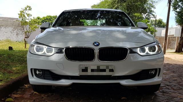 BMW 328I Biturbo Baixa Km Rodas Aro 20 Interior Caramelo Ano 2012 Abaixo da Fipe - Foto 3