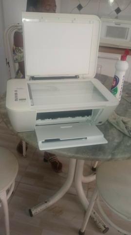Vendo uma impressora HP multifuncional em ótimo estado de conservação - Foto 3