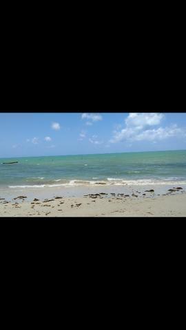 Vendo terreno a beira mar em ponta de Pedras-pe- R$120mil