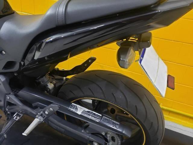 Honda Cb 600 F Hornet - 2013 - Preta - km 18.000 - Foto 6
