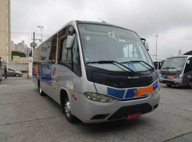 Vendo micro ônibus - pego 10 mil na mão pra vender logo - Foto 5