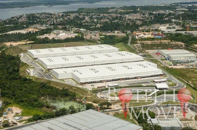 Galpão logístico Condomínio fechado Distribution - III - Distrito Industrial-I