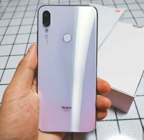 Celular Xiaomi Redmi Note 7 64GB Versão Global Branco