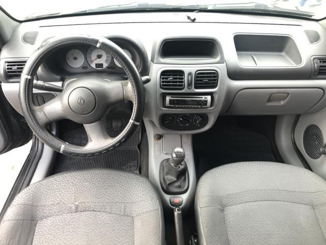 Renault Clio autentique 1.0 Basico 2007 - Mogi das Cruzes - Foto 9