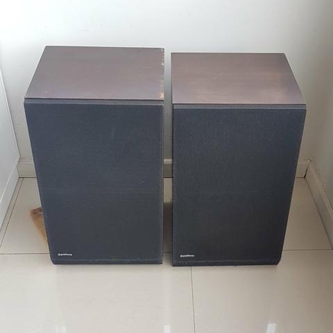 Receiver Sansui e par de caixas de som Gradiente - Foto 5