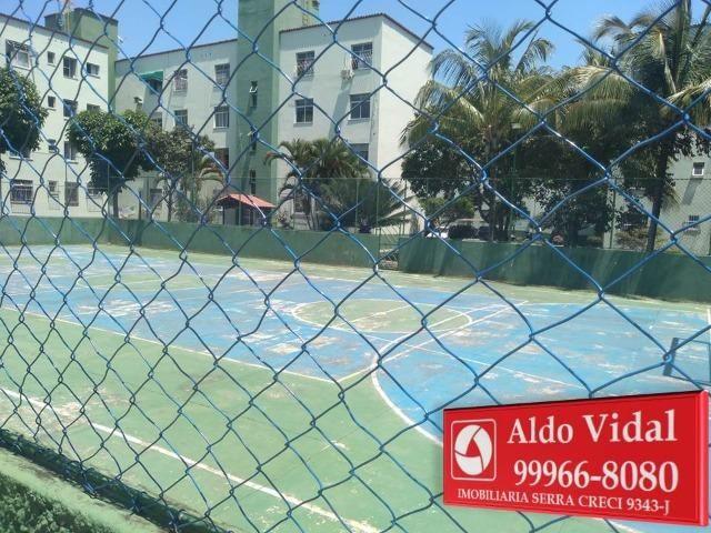 ARV 62- Apartamento de 2 quarto barato com armários em Castelândia. - Foto 18