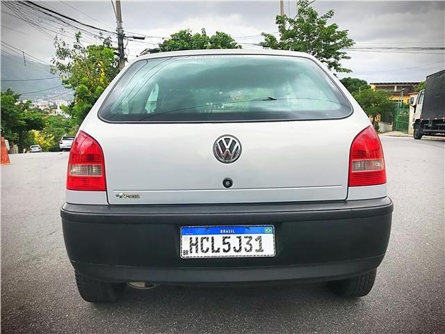 Volkswagen Gol 1.0 mi city 8v gasolina 2p manual g.iii - Foto 3