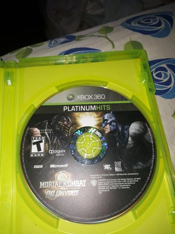 Vendo Mortal kombat vs DC Universe Xbox 360 - Foto 3