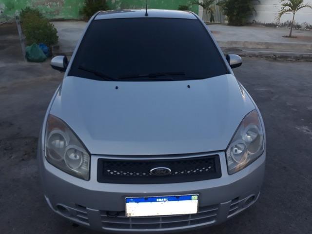 Fiesta Sedan 1.6 8V Class Flex + Gnv 2010 (IPVA 2020 Quitado) - Foto 8