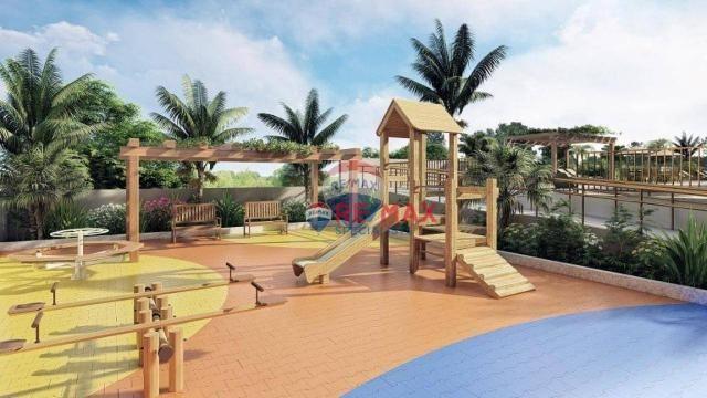 Apartamento com 3 dormitórios à venda, 74 m² por r$ 283.601 - candeias - vitória da conqui - Foto 6