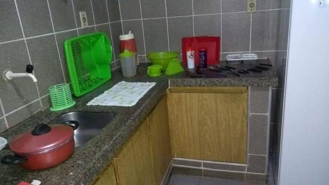 Alugo apartamento mobiliado no Icarai - Foto 4
