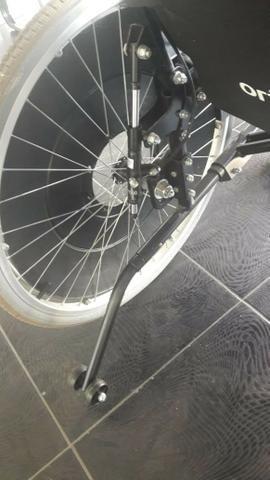 Cadeira de rodas ortobras - Foto 5