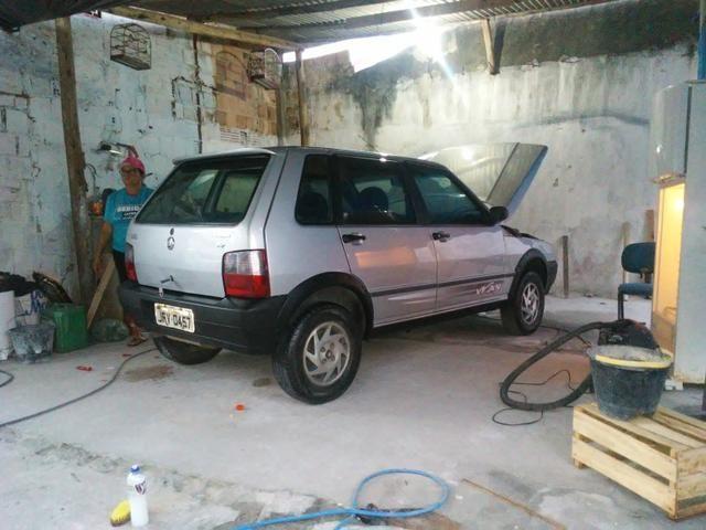 Vendo Fiat Uno Mille Way - Foto 2