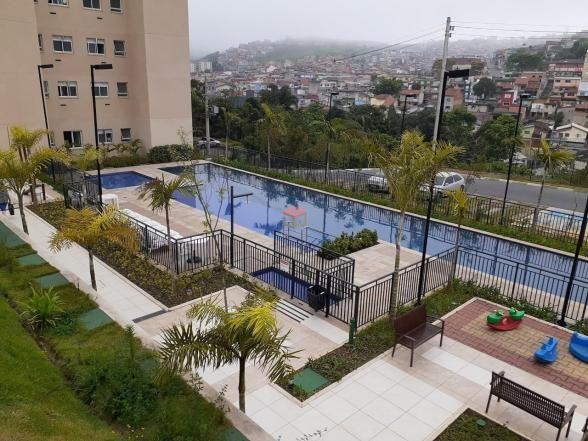 Apartamento duplex para aluguel, 3 quartos, 1 vaga, são vicente - mauá/sp - Foto 11