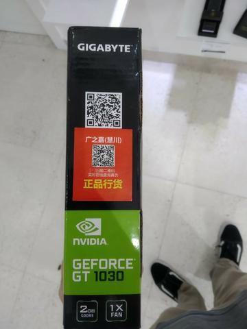 Placa de video gigabyte geforce 1030 ddr5 - Foto 3