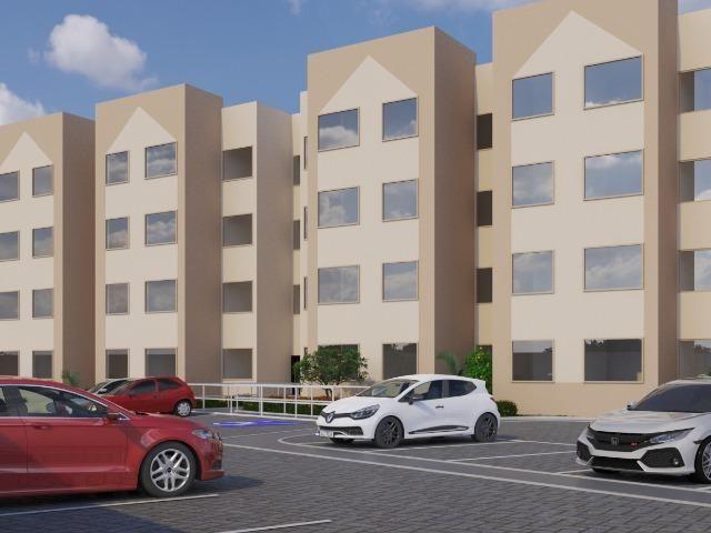 Apartamentos a Partir de R$ 117.000,00 - Columbia Residencial - Foto 3