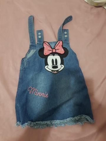 Jardineira Disney 6-9 meses