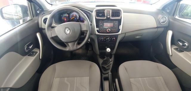 Renault Logan 1.0 - 2016 - Foto 5