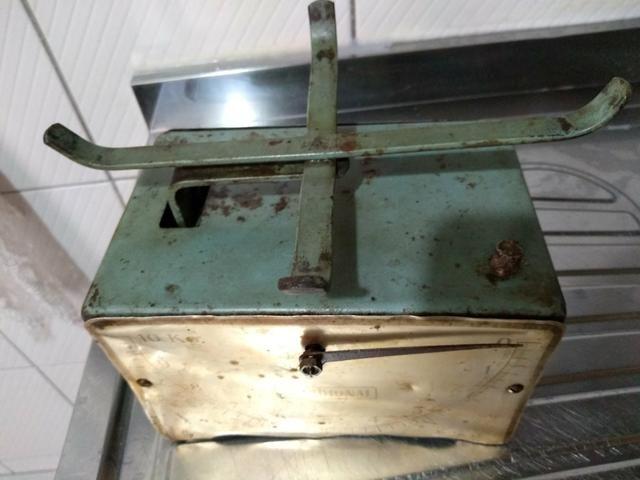Balança de cozinha Anos 60 Antiga 160,00 - Foto 4