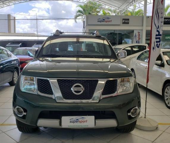 Nissan Frontier 2014 4x4 SL 190cv Extra !! - Foto 3