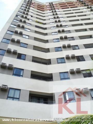 Excelente Apto| 9° andar | 2 quartos(suite) | Sombra| Res. Caminho das Dunas - Foto 12