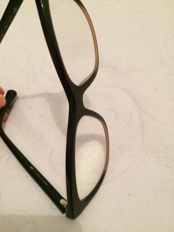 Chanel feminino armação de óculos - Foto 4