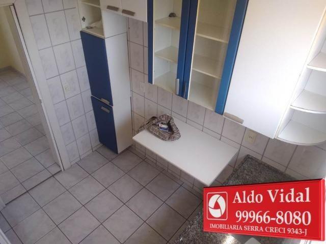 ARV 62- Apartamento de 2 quarto barato com armários em Castelândia. - Foto 7