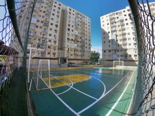 Lindo Apartamento 3 Quartos com Suíte + Quintal Privativo no Villaggio Limoeiro - Foto 13