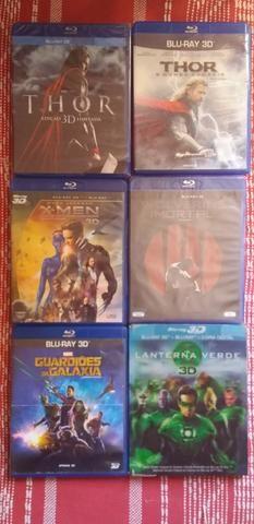 Vendo coleção de blu-ray vários títulos em 3d - Foto 5