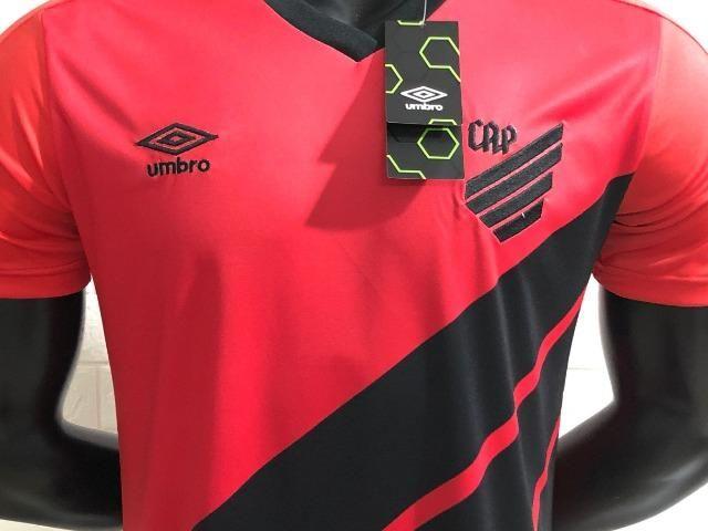 Camisa Atl. Paranaense + Nome + Número + Frete Grátis - Foto 2