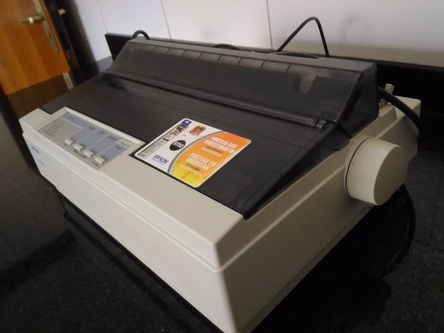 Impressora Matricial Epson LX 300 II - Foto 5