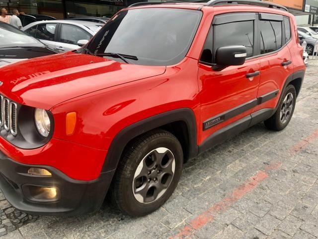 Jeep renegade 2017 completo,