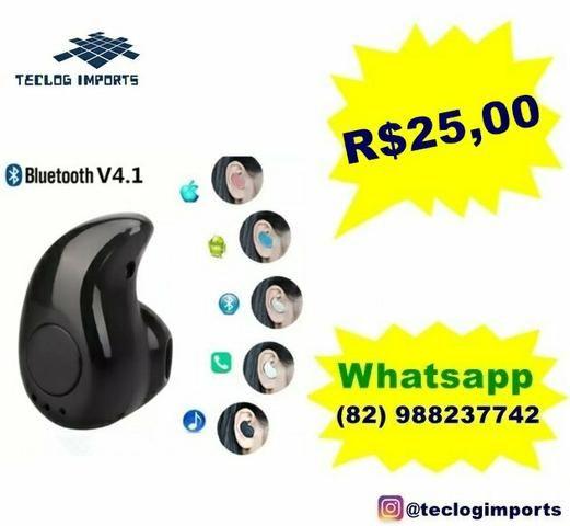 Mini fone Bluetooth