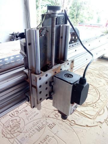 Router CNC profissional - Foto 3