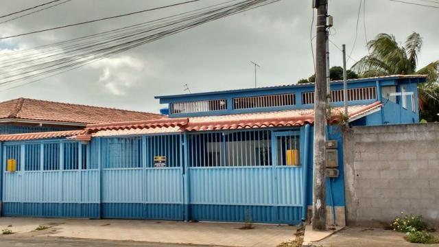 Casa 5 qtos 1 suite 3 banheiros garagem coberta 5 carros