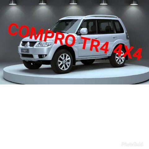 Compro tr4 4x4