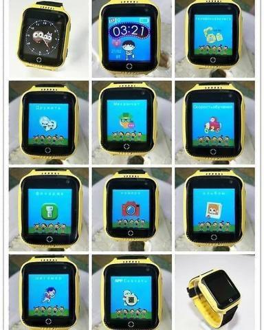 Black Friday - Relógio Infantil GPS - SOS - Foto 5