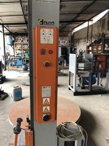 Máquina Embaladora de Mercadorias com base giratória - Foto 2