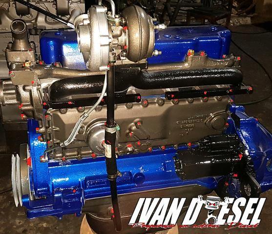 Motor OM 352 e OM 352a - Foto 4