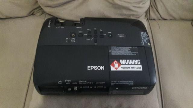 Projetor Epson PowerLite S6+ com Garantia de 6 Meses - Foto 4