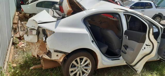 Honda Civic Para desmache Perda Total - Foto 2