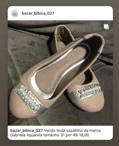 Bibica utd - Calçados 28/29/30/31 - Foto 3